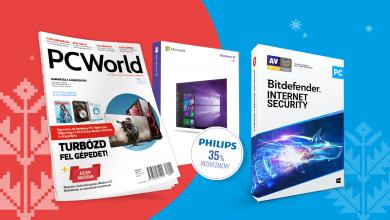 Profi védelmi csomag jár a prémium PC World előfizetések mellé