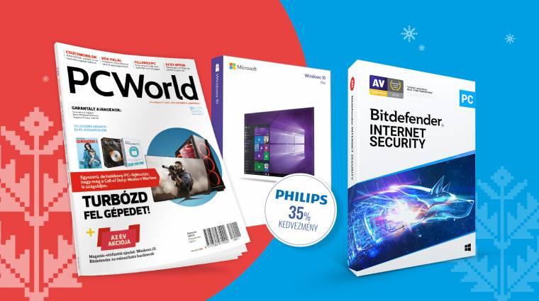 Profi védelmi csomag jár a prémium PC World előfizetések mellé bevezetőkép