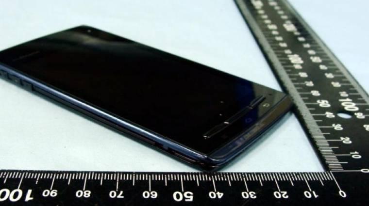 Csak 6,9 mm mély a Fujitsu új okostelefonja kép