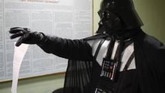 Darth Vader telket követelt Ukrajnában kép