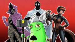Ők a Marvel Univerzum legfurcsább karakterei kép