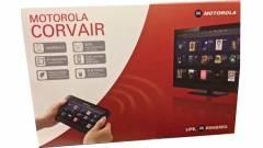 Motorola Corvair: tablet és univerzális távirányító kép