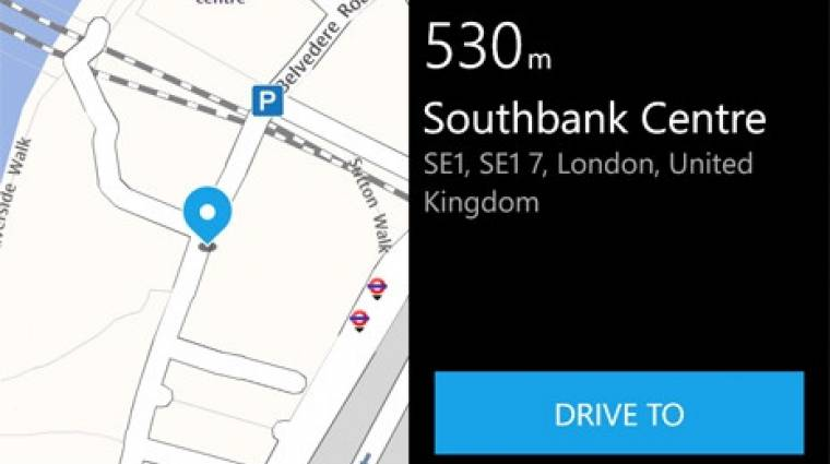 Nokia-exkluzív marad a Drive kép