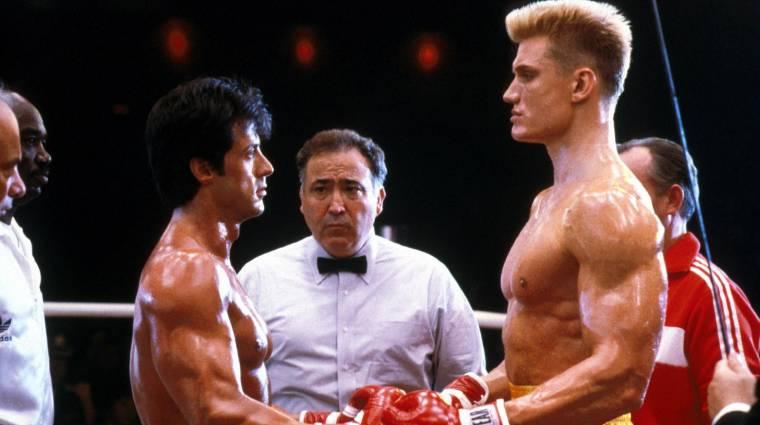Sylvester Stallone belebegtette a Rocky IV rendezői változatát kép