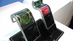 Samsung: rugalmas kijelzők akár már jövőre  kép