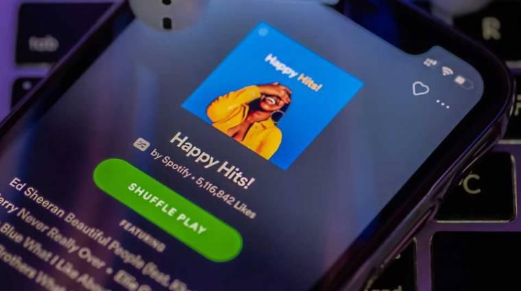 Visszatérhetnek a Spotify-ra a dalszövegek kép