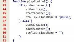 Weboldalkészítő suli #43 - saját HTML5-ös lejátszó kép