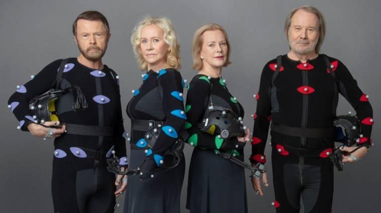 Digitálisan megfiatalítva koncertezik az újra összeállt ABBA bevezetőkép