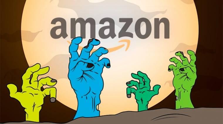 Az Amazon már a zombiapokalipszisra is készen áll, legalábbis jogilag bevezetőkép