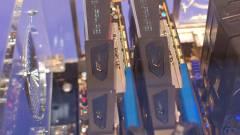 Sapphire HD 7970 6 gigabájt memóriával kép