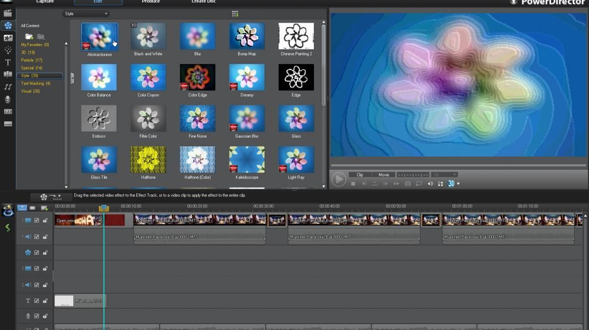 CyberLink PowerDirector 10 Ultra kép
