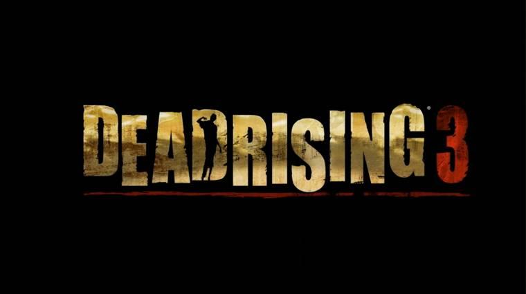 Dead Rising 3 PC megjelenés - 30 fps-re optimalizálva, de igazából a vasadtól függ bevezetőkép