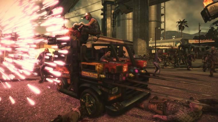 Dead Rising 3 - megjelent PC-re, itt a launch trailer bevezetőkép