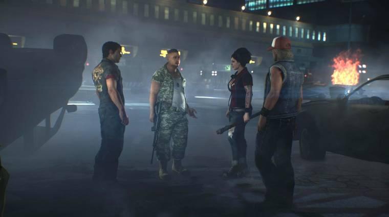 Dead Rising - jön a websorozat a Mortal Kombat Legacy producerétől bevezetőkép