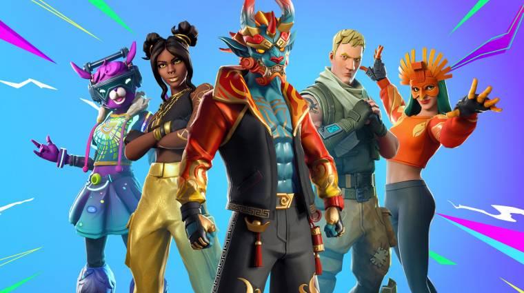 Fortnite Battle Royale - a játék csalóknak vélte a spectator módot használókat bevezetőkép