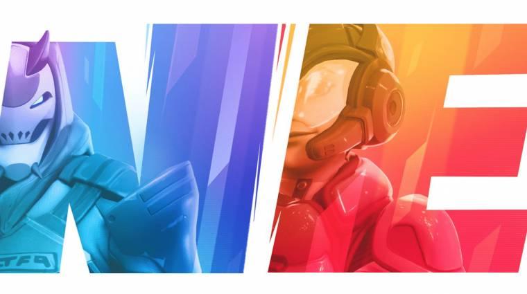 A jövőbe visz a Fortnite 9. szezonja bevezetőkép