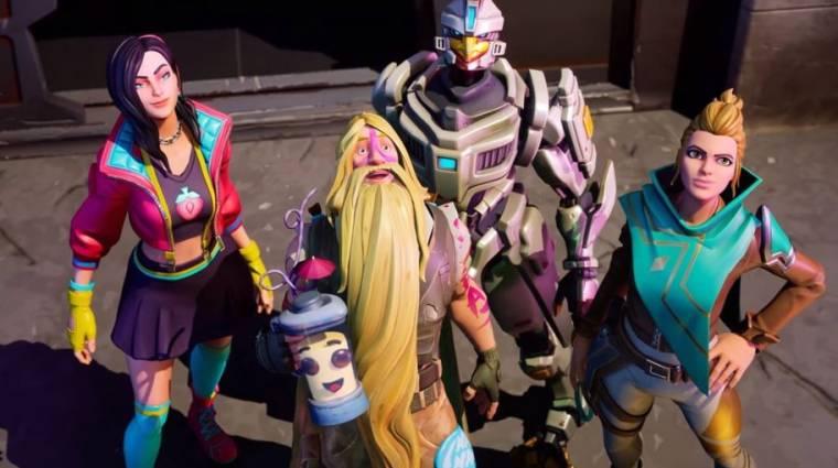 Nyári Fortnite bulit tart az Epic Games, többféle verseny is lesz bevezetőkép