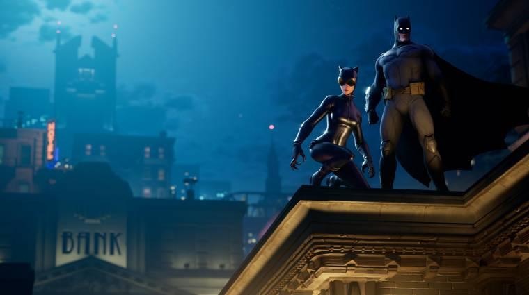 Fortnite - elindult a Batman előtt tisztelgő esemény bevezetőkép