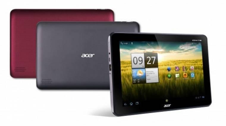 NVIDIA Tegra 2-es tablettel újított az Acer kép