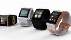 Androidos okosóra - a pontos idő másodlagos kép
