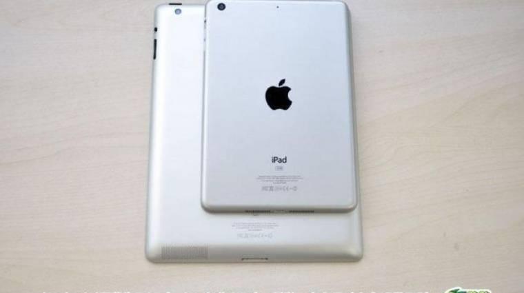 Nem jelentették be az iPad Minit kép