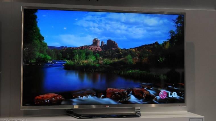 Ultra HD lett a 4K-s felbontás neve kép