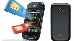Hivatalos a két SIM-es Optimus Link kép