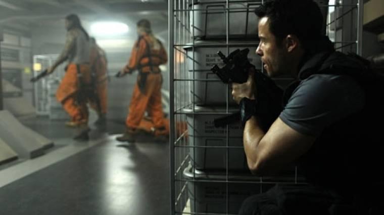 Luc Besson kedvenc sci-fije - Lockout ismertető bevezetőkép