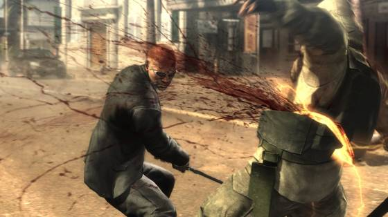 Metal Gear Rising: Revengeance infódoboz