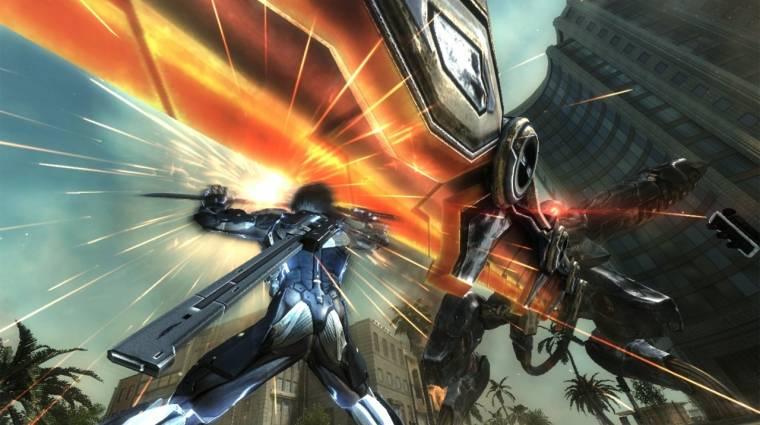 Metal Gear Rising: Revengeance - minden DLC ingyenes lett bevezetőkép