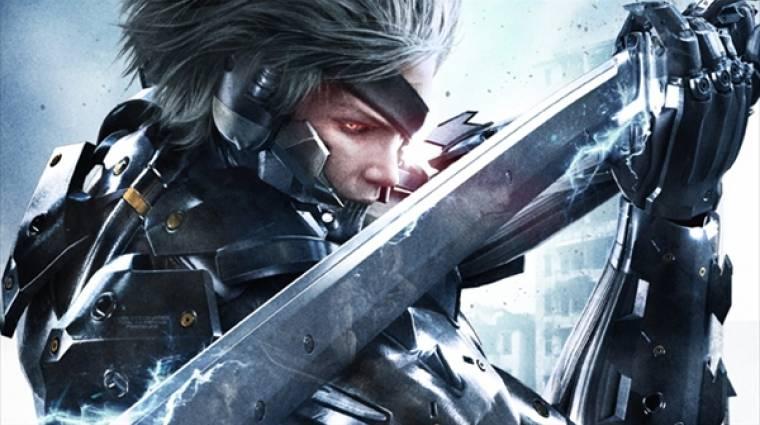 Metal Gear Rising: Revengeance - jól néz ki PC-n bevezetőkép