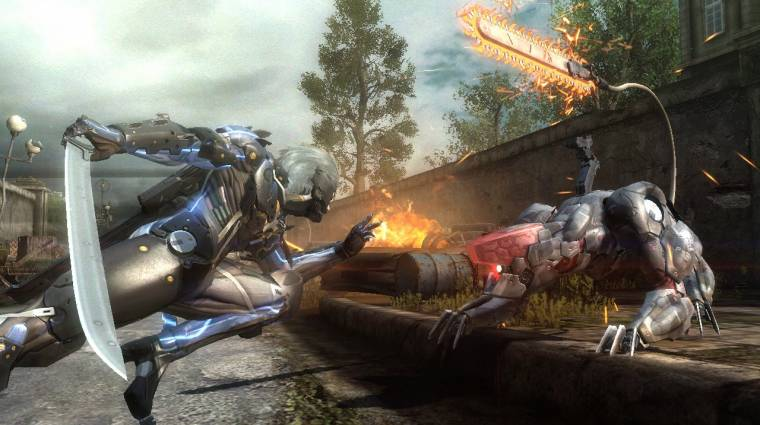 Metal Gear Rising: Revengeance - másolásvédelem miatt lett játszhatatlan egy platformon bevezetőkép