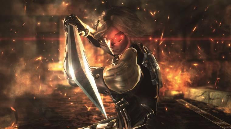 Metal Gear Rising: Revengeance - így lett lopakodós játékból hack 'n' slash bevezetőkép