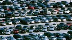 Több mint 40 millió mobilos parkolás kép