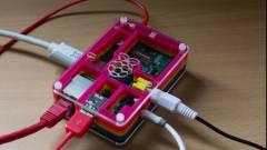 Kamerát kapott a Raspberry Pi kép