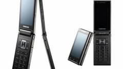 Két érintőkijelző került a Samsung droidjába kép
