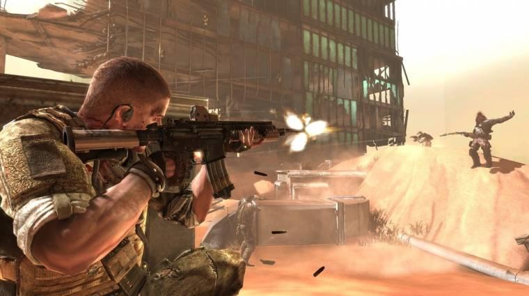 Spec Ops: The Line - már magyarul is bevezetőkép