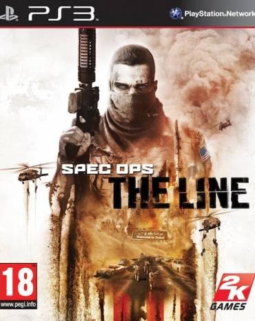 Spec Ops: The Line kép