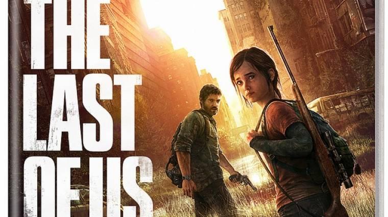 Bemutatkozik a The Last of Us borítója és az előrendelői extrák  bevezetőkép