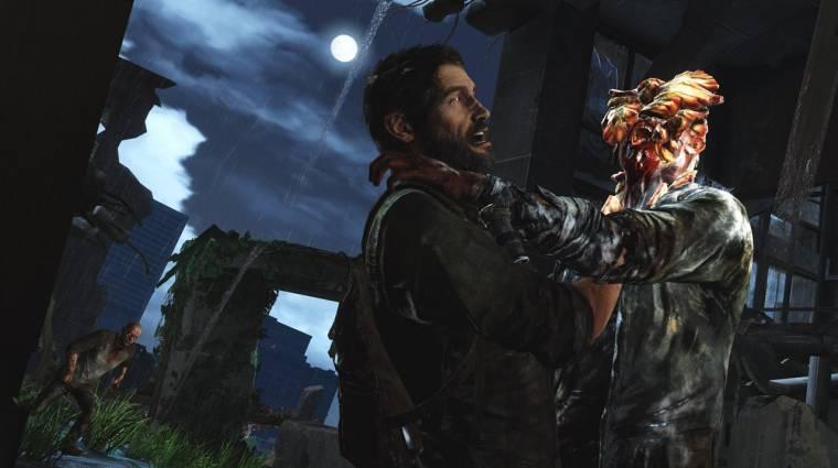 The Last of Us - a multiplayer részletei bevezetőkép