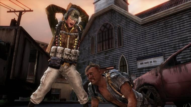 The Last of Us - az első multiplayer gameplay és képek bevezetőkép