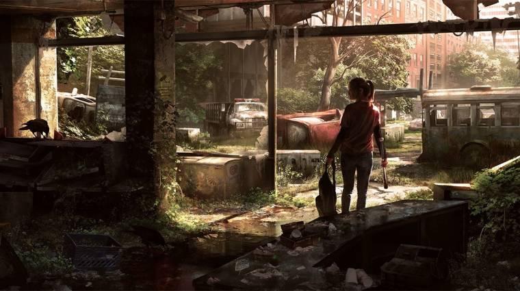 The Last of Us - nem lesz PS4-es verzió bevezetőkép