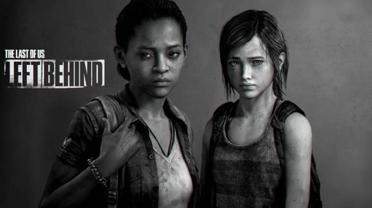 The Last of Us: Left Behind - hangolódj a launch trailerrel (videó) bevezetőkép