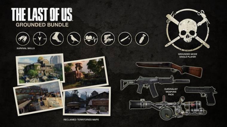 The Last of Us - megjött az utolsó DLC bevezetőkép