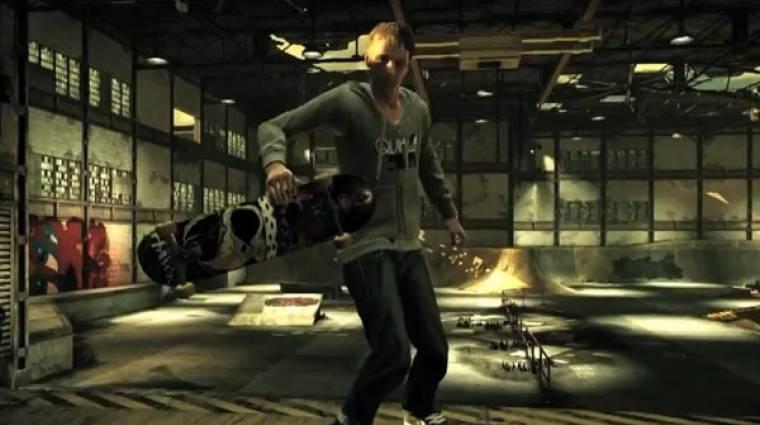 Tony Hawk's Pro Skater HD - Régi játék új köntösben bevezetőkép