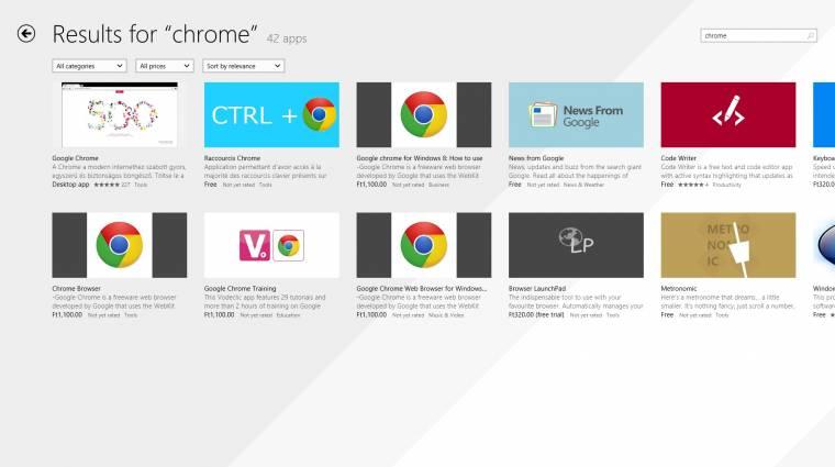 Windows Áruház - vigyázz, könnyen átvernek bevezetőkép