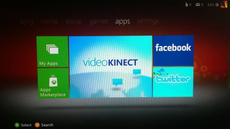 Megérkezett az új Xbox Dashboard - kipróbáltuk bevezetőkép