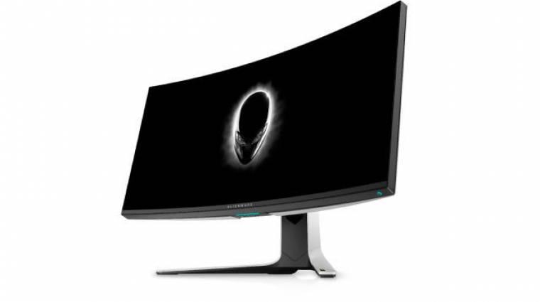 Gamerekre támad az Alienware első 360 Hz-es monitora kép