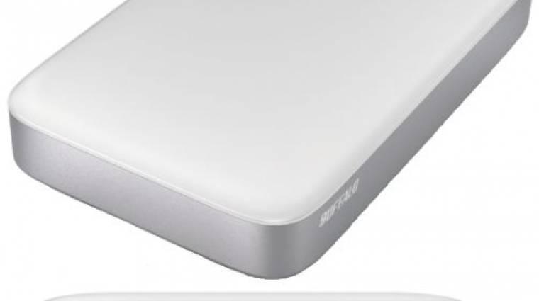 Külső Buffalo HDD USB 3.0-val és Thunderbolttal kép