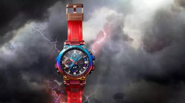 Telitalálat az új Casio G-Shock modell, ha unod az átlag okosórákat kép